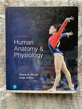 Human Anatomy & Physiology Eleventh Edition Elaine Marieb Katja Hoehn Hard cover