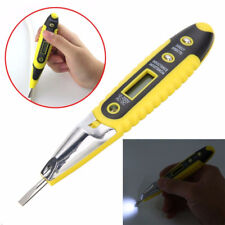 AC/DC Non-Contact LCD Electric Test Pen Voltage Digital Detector Test 12~250V RF