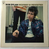 Bob Dylan Highway61 Revisited LP VG+ Vinyl 1988 Columbia JC 9189