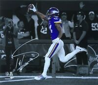 Stefon Diggs Autographed Signed 8x10 Photo Vikings REPRINT
