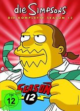 Die Simpsons  - 12 Season komplett - 4 DVD Box