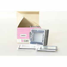 Gepe Diarahmen 45x60mm / 20 Stück Diarahmen mit AN Glas für 4,5x6 cm Dias