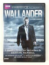Wallander Saison 1 Coffret DVD