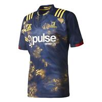 adidas HIGHLANDERS RUGBY UNION JERSEY TERRITORY SHIRT NEW ZEALAND BRITISH LIONS