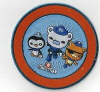 LARGER 3.5 INCH OCTONAUTS IRON ON PATCH  BUY 2 WE SEND THREE