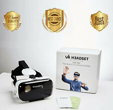 3D VR Virtual Reality Headset Glasses Universal Android Smartphones Goggles