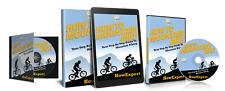 Cómo Bicicleta de montaña (Ebook + Audio + curso de video en línea) - howexpert