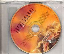 IRENE GRANDI CD SINGLE promo ITALY 1 traccia PER FARE L'AMORE 2001 sigillato