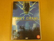 DVD / THEY CRAWL ( MICKEY ROURKE, DANIEL COSGROVE, TAMARA DAVIES )
