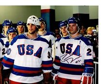 "Patrick Dempsey ""Miracle On Ice"" Signed Autographed 8x10 Photo COA (PH2606)"