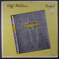 CLIFF WALDRON: Gospel LP Sealed (small slight corner bend) Bluegrass