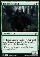 MTG TIMBERWATCH ELF - ELFO GUARDABOSCHI - EMA - MAGIC
