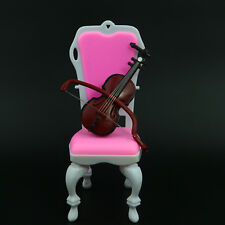 10 pcs/ lot  Fashion Doll accessories Musical Instruments Violin for barbie doll