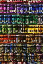 10 Stück DMC Sickgarn Farbwahl Embroidery Floss Sticktwist Garn Docken Stickgarn