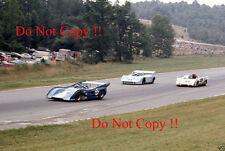 Francois Cevert McLaren M8F Road Atlanta Can Am 1972 Photograph 1