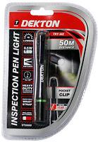 LED Multipurpose Pocket Pen Light Penlight for Emergency Inspection Work Pro DIY