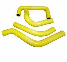 Suzuki Rmz450 Rmz 450 Radiator Silicone Hose Kit Pro Factory Hoses Yellow 2005