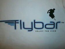 Flybar Camiseta Enjoy The View Pogo Stick X Extremo Saltando Deporte Rebote Fly