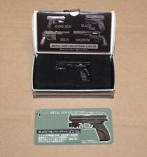 Resident Evil Biohazard Metal Gun Collection Not for Sale 2005 Capcom Black Tail