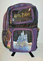 HARRY POTTER Backpack Hogwarts School Student Bags Bookbag Shoulder Bag