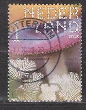 NVPH Netherlands Nederland 3686 used Paddestoelen Mushrooms 2018 Pays Bas