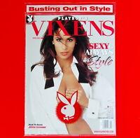 Playboy's VIXENS | Factory Sealed | Jaime Hammer, Aria Giovanni, Lena Li | 2006
