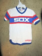Chicago Sox Baseball baby / teddy bears clothes 12 Mos red white blue fan