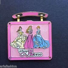 Disney Pincess - Lunchbox Cinderella Belle Aurora Princess Disney Pin 43387