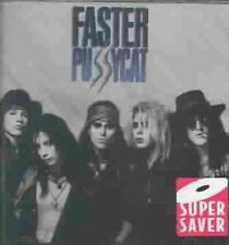 Faster Pussycat by Faster Pussycat (CD, Oct-1990, Elektra (Label))