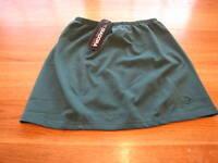 Womens Diadora Training Skirt Tennis green XS NWT new ^^