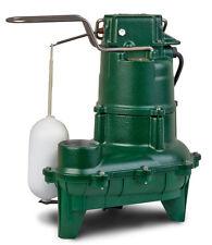 Zoeller 264-0001 AUTOMATIC Sewage or Dewatering Pump, 0.4HP - M264 Series