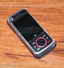 Motorola i856 Debut - Black On Red (Sprint) iDEN Push-To-Talk Cellular Phone