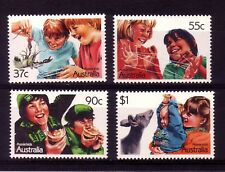 AUSTRALIA 1987 Year of the Child set MUH