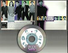 Jarvis Cocker PULP Disco 2000  w/ RARE MIX & REMIX  PROMO DJ CD single 1995
