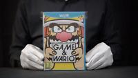 Game & Wario Wii U PAL Game Boxed - 'The Masked Man'