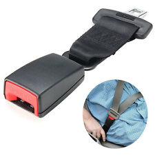 "9"" Car Vehicle Safety Seat Belt Seatbelt Extension Extender Strap Safe Buckle"