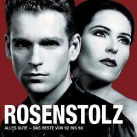 """ROSENSTOLZ """"ALLES GUTE"""" CD NEUWARE!!!!!!!!!!!!!!!!!!!!!"""