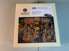 WENTWORTH WOODEN JIGSAW PUZZLE TROPICAL RHAPSODY  500 Pieces 2020 PREORDER