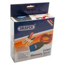Draper Memory/Computer/Radio Code Saver Diagnostic Socket 12V Vehicle Battery