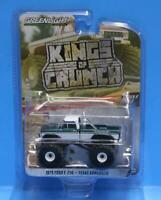 """GREENLIGHT 1:64 Kings of Crunch R8/D 1979 Ford F-250 Monster Truck """"Texas Armadi"""