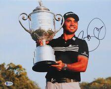 Jason Day  Hand Signed  11 x 14 Glossy PGA Pro  Beckett