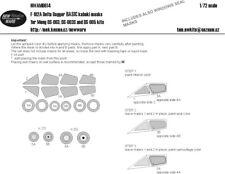 New Ware Mask NWAM0614 1/72 Convair F-102A Delta Dagger BASIC Meng