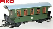Piko G Personenwagen 2./3. Klasse der DR - NEU