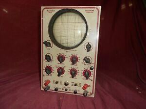 HeathKit O-6 oscilloscope