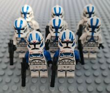 Lego star wars 501st Troopers  X8