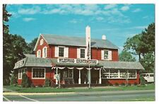 Outside WILESWOOD COUNTRY STORE Most Unusual Popcorn HURON Ohio Postcard OH