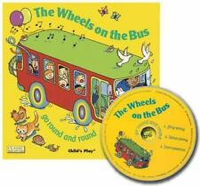 Classic Books with Holes 8x8 with CD: The Wheels on the Bus : Go Round and...