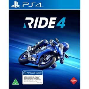 Ride 4 PS4 New and Sealed