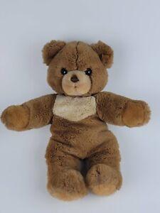 "Vintage Steiff Cosy Brown Teddy Bear 13.5"" Plush Stuffed Animal 018701 Rare VGC"