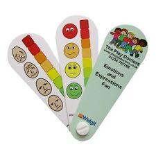 L'autisme, ASD, non verbale, Sen émotions et expressions communication symboles Fan